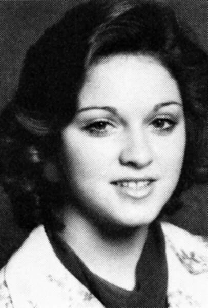 Madonna en 1975