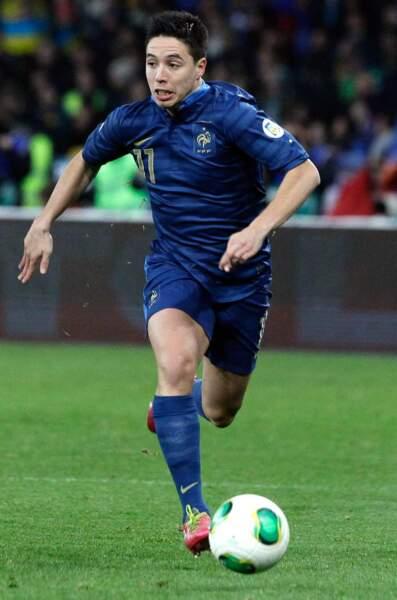 Samir Nasri (France)