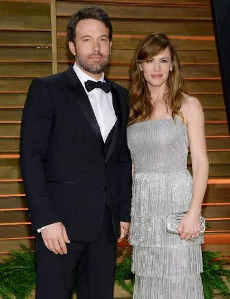 Désormais l'acteur et réalisateur est l'heureux papa de trois enfants avec Jennifer Garner