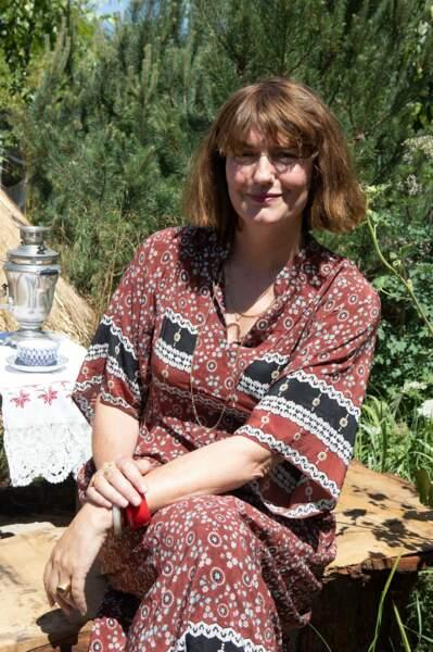 Anna Chancellor (Trust, The Crown, Shetland, Downton Abbey, Penny Dreadful, The Hour, MI5, Orgueil et préjugés)