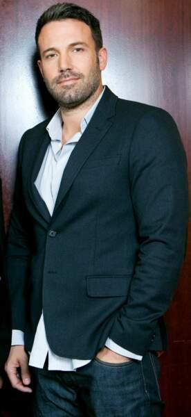 5. Ben Affleck, acteur et réalisateur que l'on ne présente plus