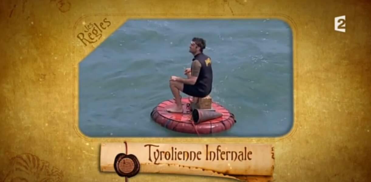 Mais que fait Gil Alma perdu au milieu de l'océan ?