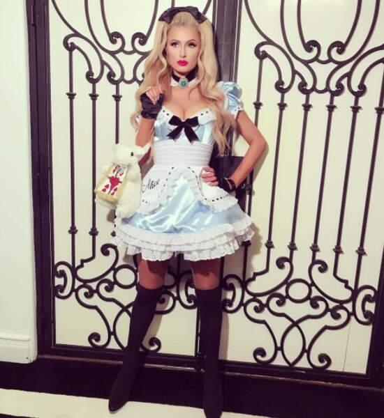 Trop dur de choisir entre elle et Alice au Pays des Merveilles... Vous préférez quel costume ?