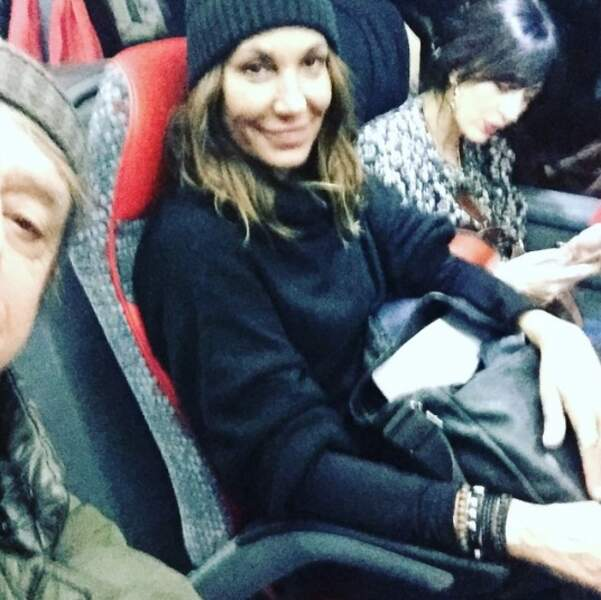 Dans le bus, Jean-Louis Aubert partage ses retrouvailles avec Zazie et Nolwenn Leroy