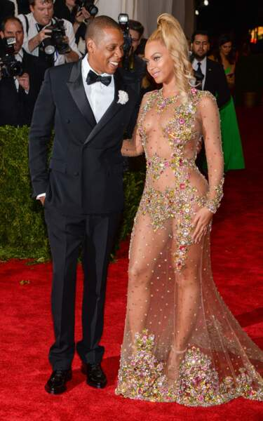 Beyonce and Jay Z : LE power couple