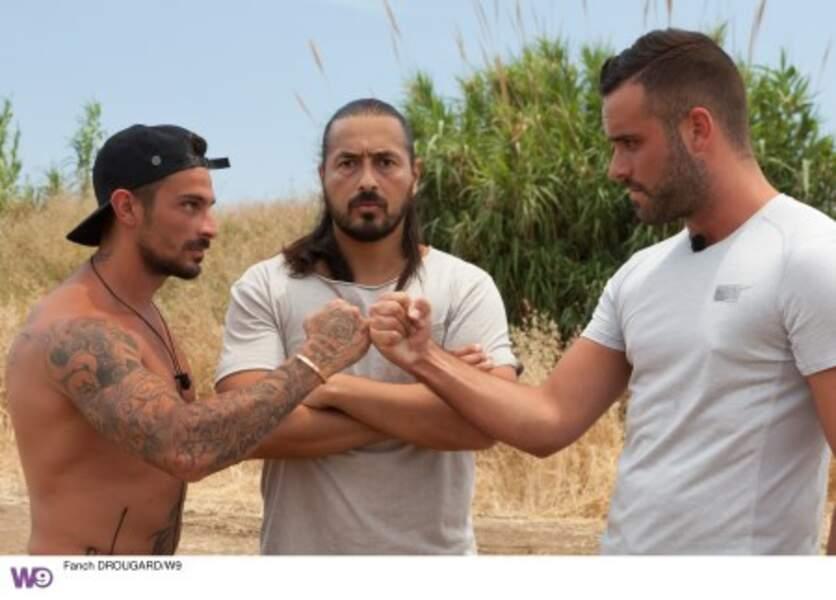 Julien Tanti, leader des Marseillais et Nikola Lozina, leader du RDM vont s'affronter de façon féroce !
