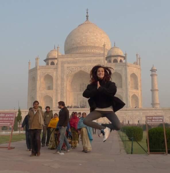 En Inde...