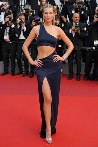 Toni Garrn, l'ex de Leonardo DiCaprio, est juste SU-BLI-ME