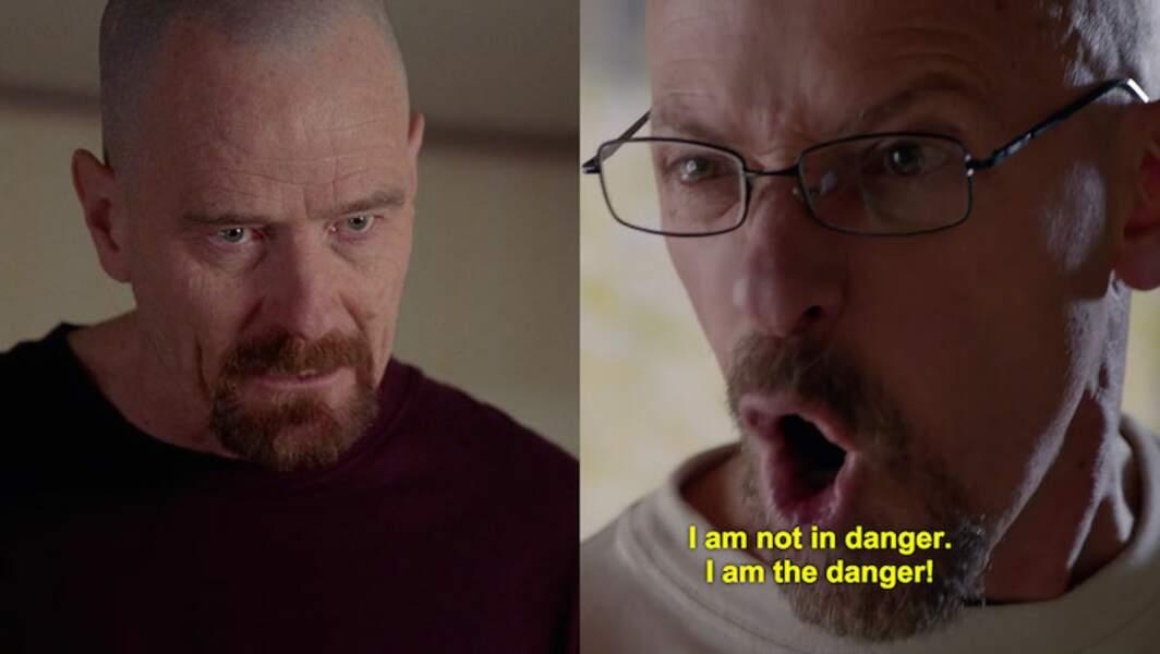 Yo soy el peligro !