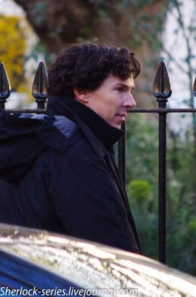 Benedict Cumberbatch rentre dans son rôle...