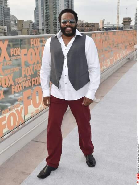 Chad L. Coleman, également connu pour son rôle dans The Wire, est revenu dans Arrow