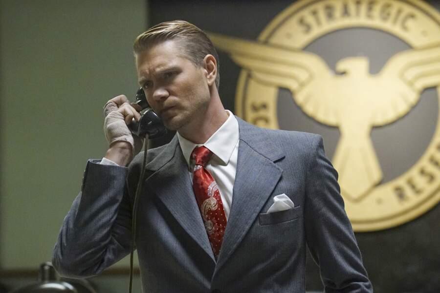 Depuis, il continue sa carrière surtout à la télévision, comme dans Agent Carter, puis dans Million Dollar Quartet