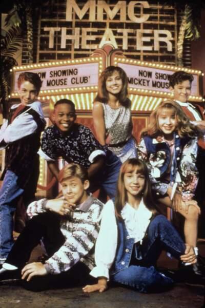 Mais il y a eu un autre groupe de kids, dans les années 1990 au Mickey Mouse Club.