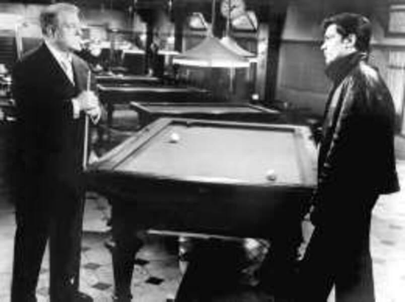 Duel de choc entre Alain Delon et Jean Gabin dans Mélodie en sous-sol (1963)
