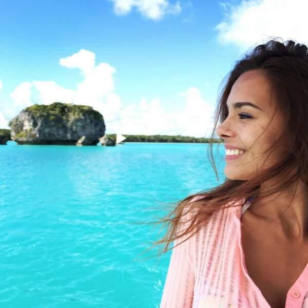 Idem pour Marine Lorphelin en Nouvelle-Calédonie.