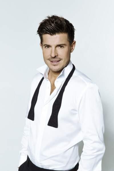 Vincent Niclo, candidat de Danse avec les Stars 6