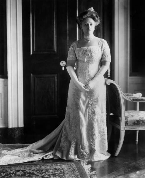 Helen Taft a été la première First Lady (1909/1913) à publier ses Mémoires et à conduire sa propre voiture !