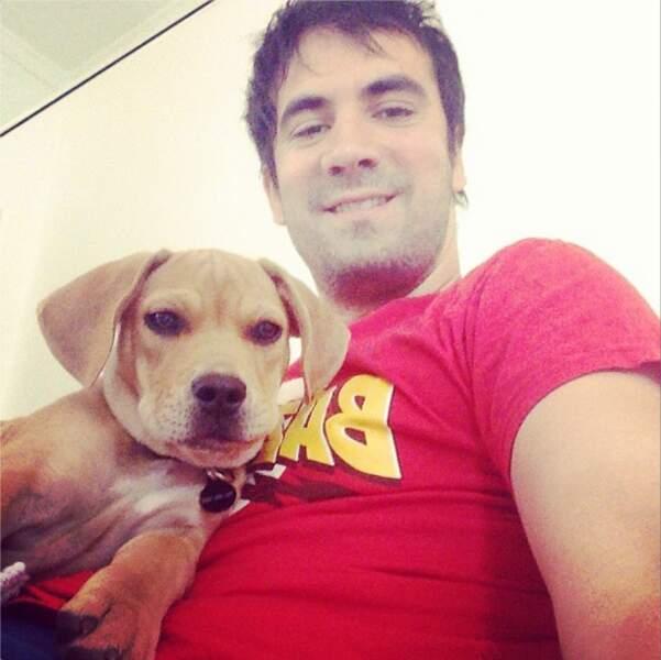 Alex Goude et son chien confirment !