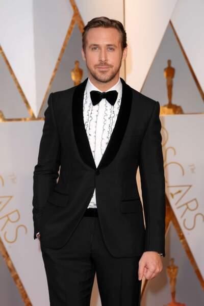 Ryan Gosling : l'Oscar du meilleur acteur lui a échappé, mais il reste classe