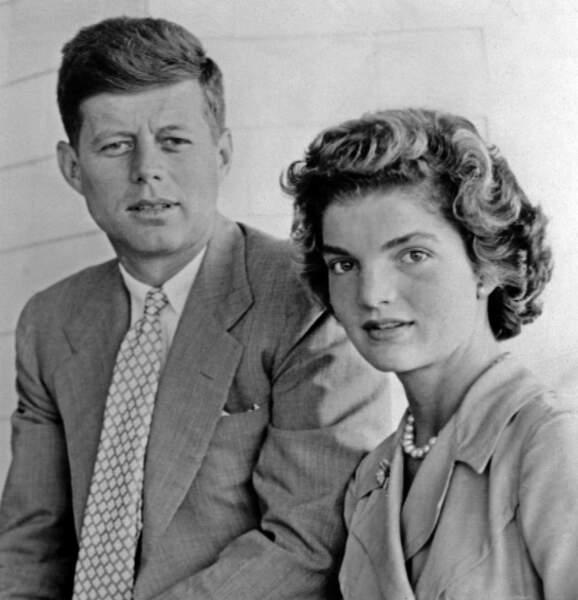 John et Jackie Kennedy, en apparence le couple modèle.