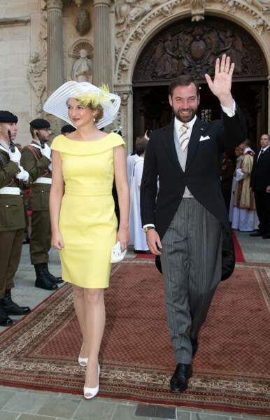 Luxembourg : Le Grand Duc est inséparable de son épouse Stéphanie