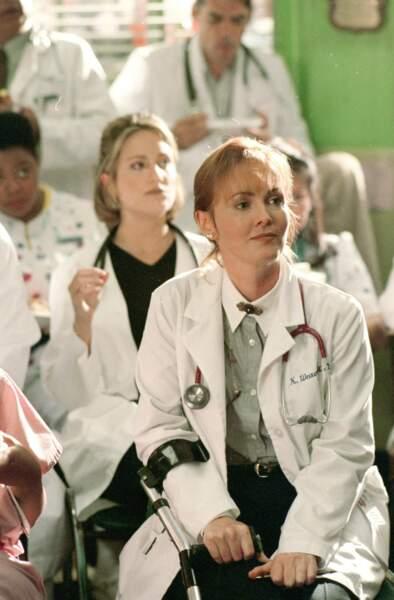 Le docteur Kerry Weaver interprétée par Laura Innes