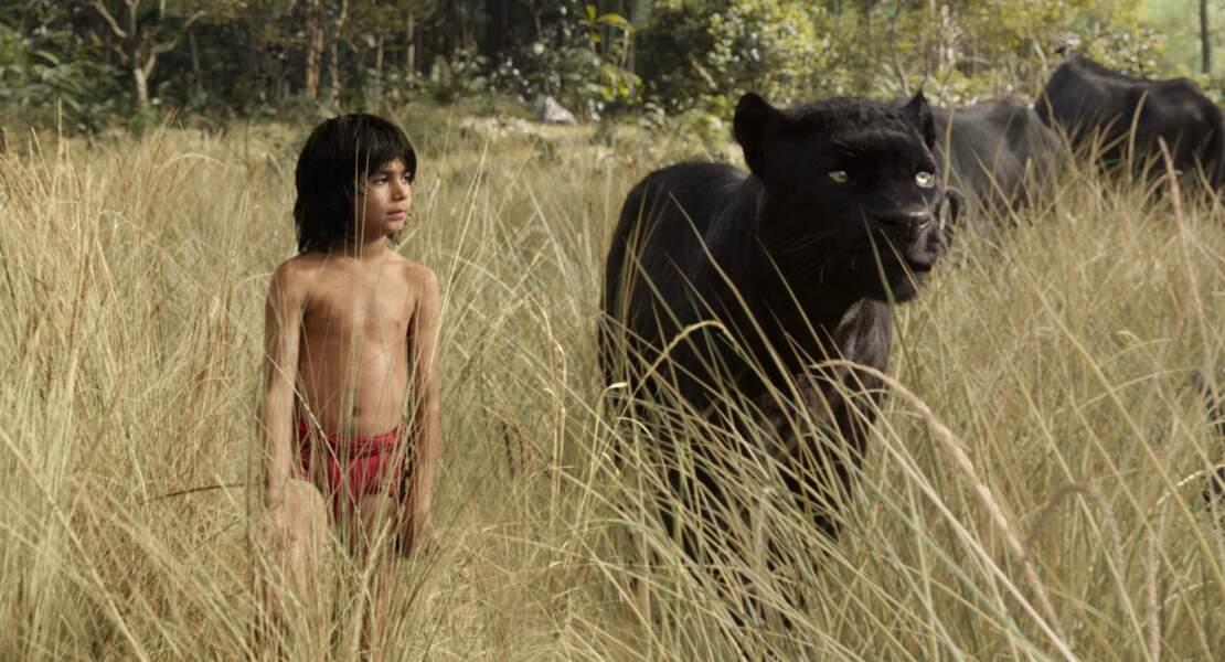 Le Livre de la jungle (13/04), une nouvelle adaptation en images de synthèse du roman de Kipling