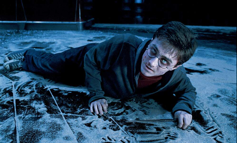 A l'époque, Daniel Radcliffe a 18 ans.