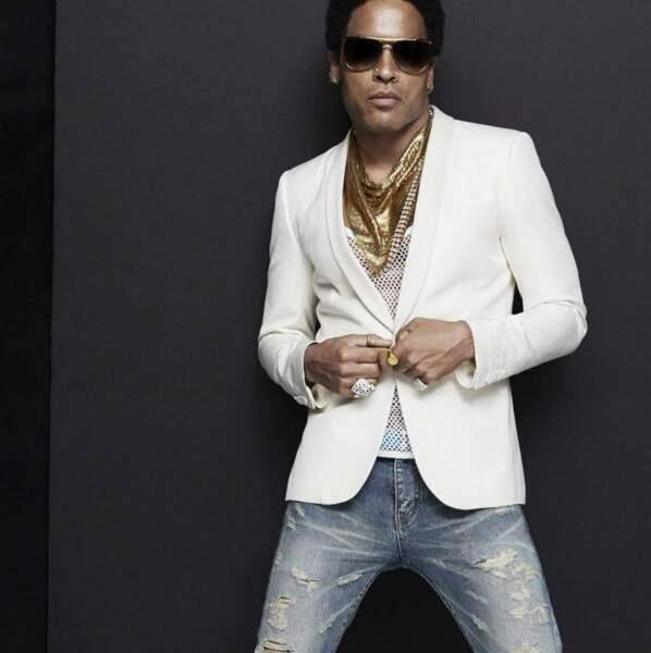 Lenny Kravitz, LE rockeur le plus sexy