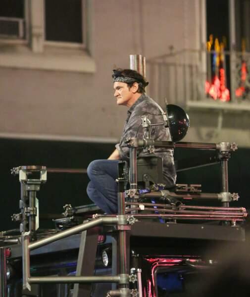 Et ACTION ! Quentin Tarantino a démarré le tournage de son nouveau film...