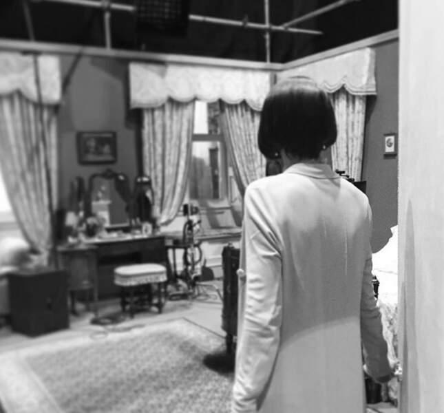 Derniers moments dans la chambre de Lady Mary