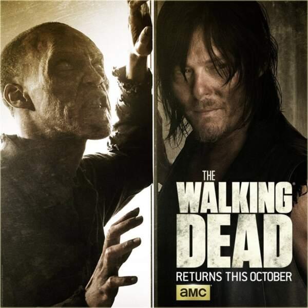 Sans oublier la saison 6 de The Walking Dead, dont la première partie a démarré sur les chapeaux de roue