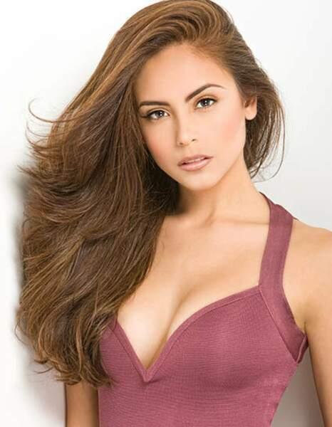 Brenda Jimenez, Miss Puerto Rico