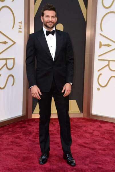 Bradley Cooper, le plus séduisant de la soirée !