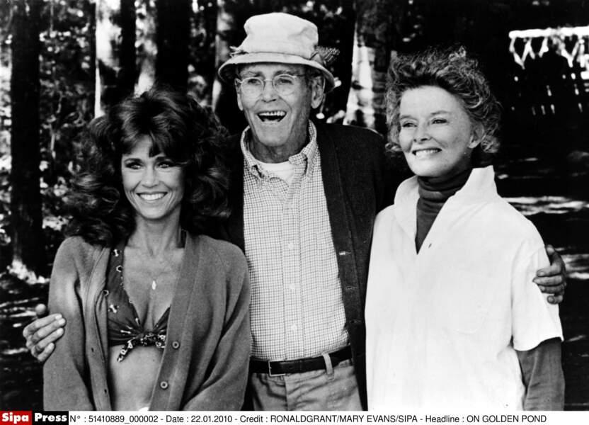 En 1981, elle donne la réplique à son père Henry Fonda dans son dernier film : La Maison du lac