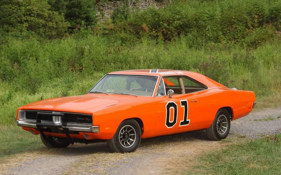Shérif, fais-moi peur. Plus de 300 Dodge Charger 1969 ont été détruites par les cousins Duke durant le tournage