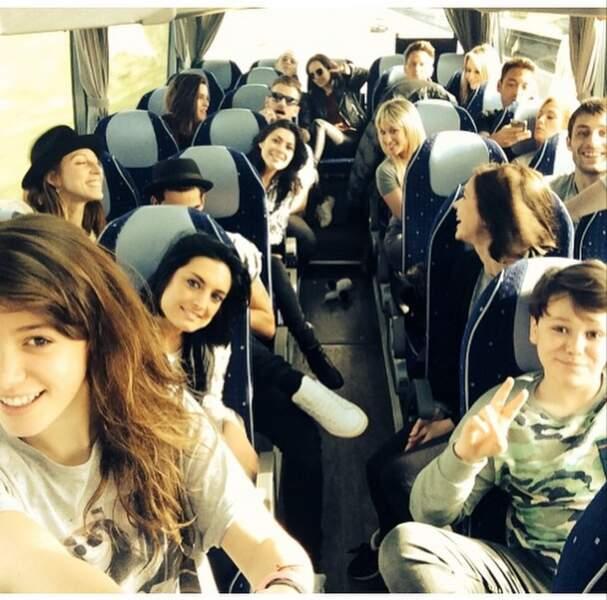 Ce week-end, Nathalie Péchalat et ses copains disent adieu à la tournée Danse avec les stars