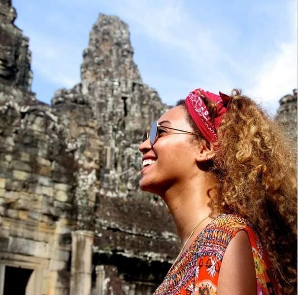 De retour de Thaïlande...