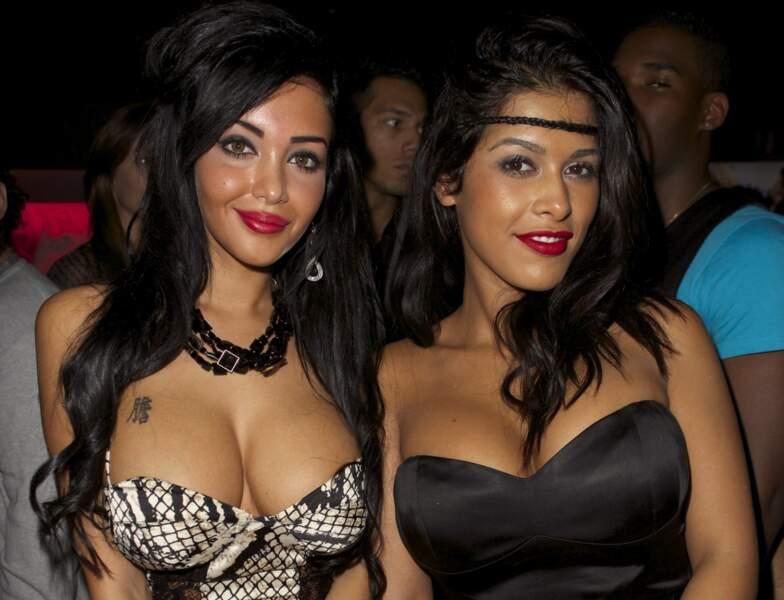 Nabilla et Ayem : nous sommes deux soeurs jumelles... (ou pas)