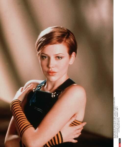 Majandra Delfino jouait le rôle de Maria DeLuca