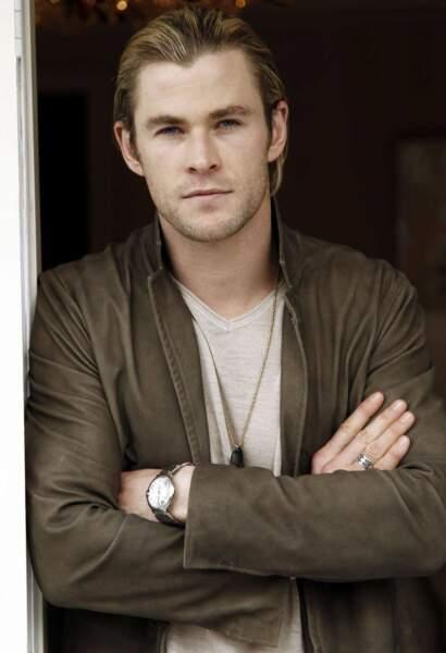 Chris Hemsworth, une deuxième bonne raison d'aimer l'Australie