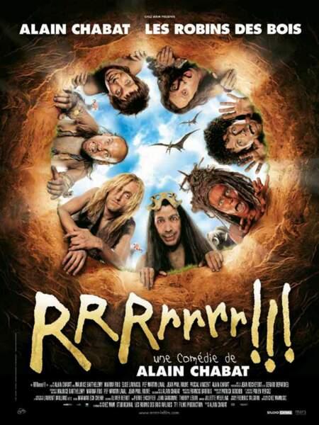 RRRrrrr !!! : le secret est de mémoriser le nombre de R