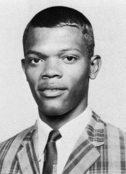 Samuel L Jackson en 1968