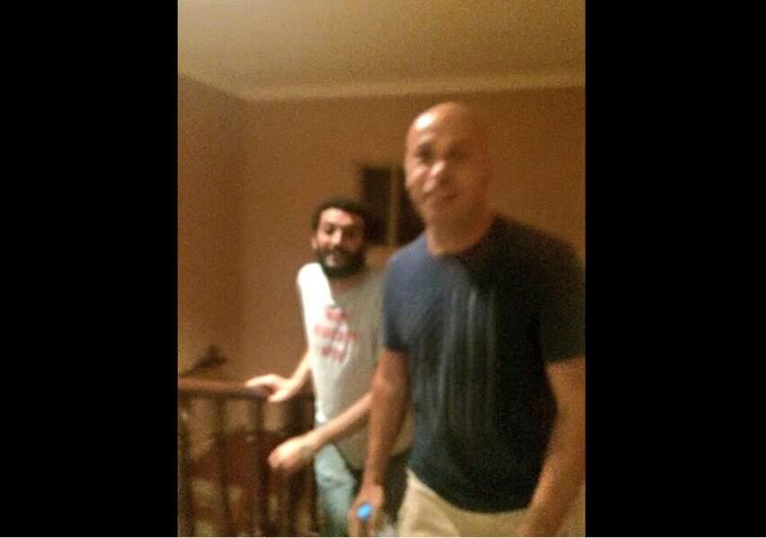 Eric et Ramzy, un peu dans le flou on vous l'accorde