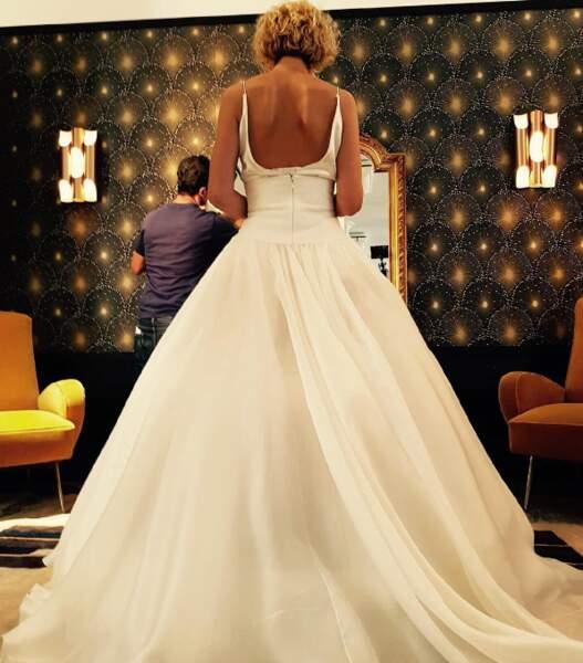 Quoi ? Alexandra Lamy se marie ???