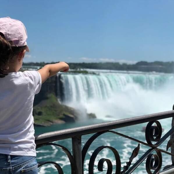 Petit détour par les chutes du Niagara