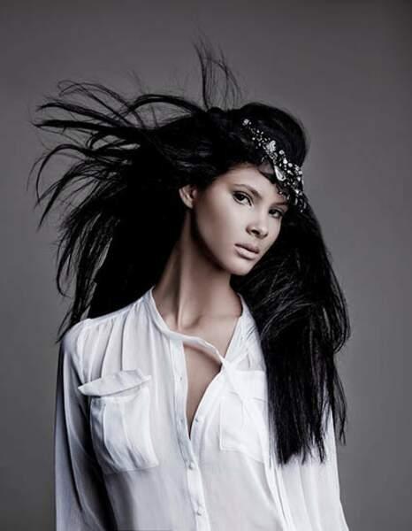 """Rosalba """"Sal Garcia"""" Abreu, Miss République Dominicaine"""