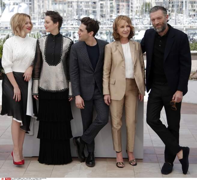 Voici le casting 4 étoiles du nouveau film du prodige Xavier Dolan