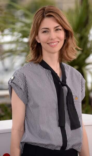 Sofia Coppola, fille de..., et réalisatrice de The Bling-Ring, qui aborde encore le thème de l'adolescence.