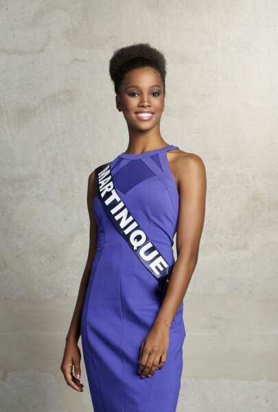 Morgane Edvige, Miss Martinique
